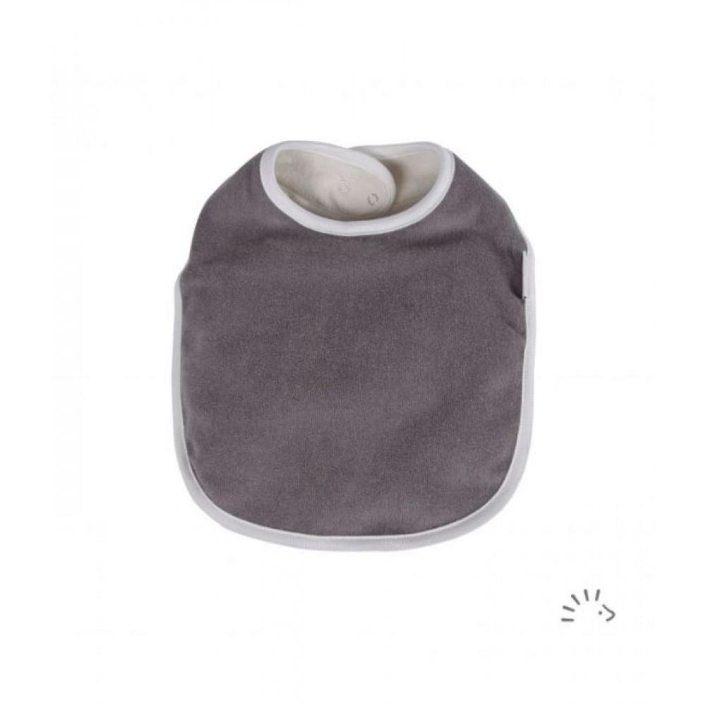 Popolini - lang hagesmæk - grå