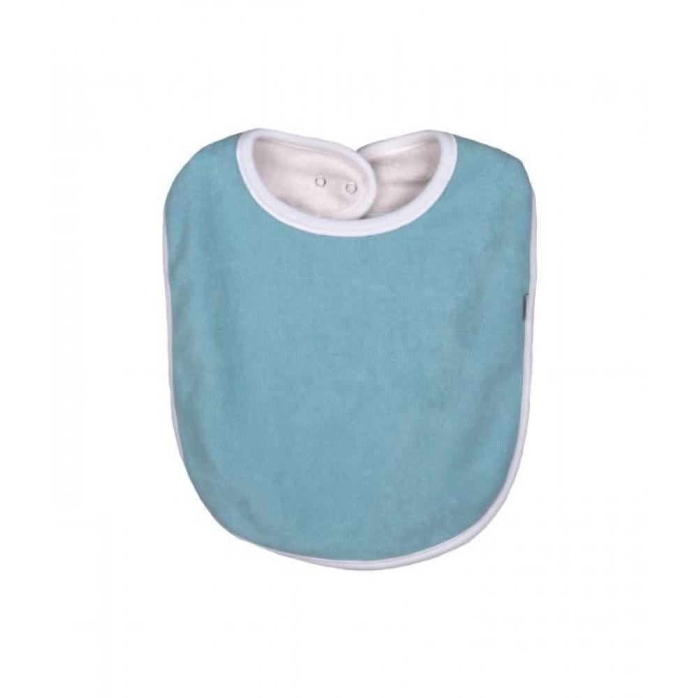 Popolini - lang hagesmæk - vintage blue