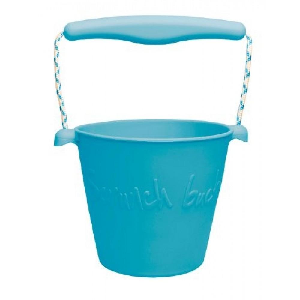 Funkit World - Scrunch-bucket - mange farver-Petroleum