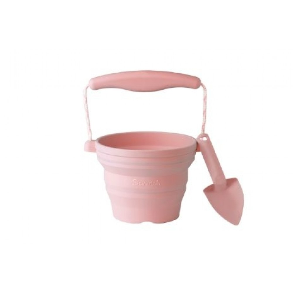 Funkit World - Scrunch - gardening set - rosa