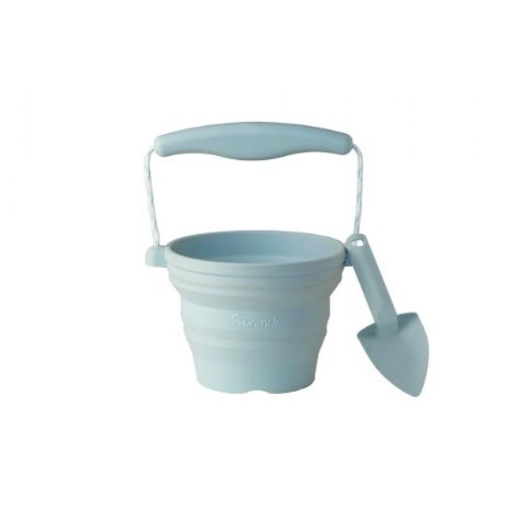 Funkit World - Scrunch - gardening set - lyseblå