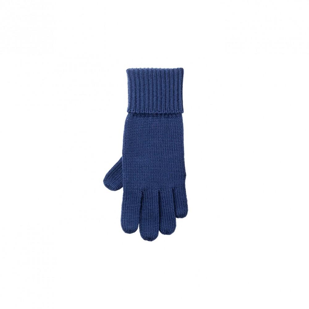 Pure Pure - fingerhandsker - merinould - jeans