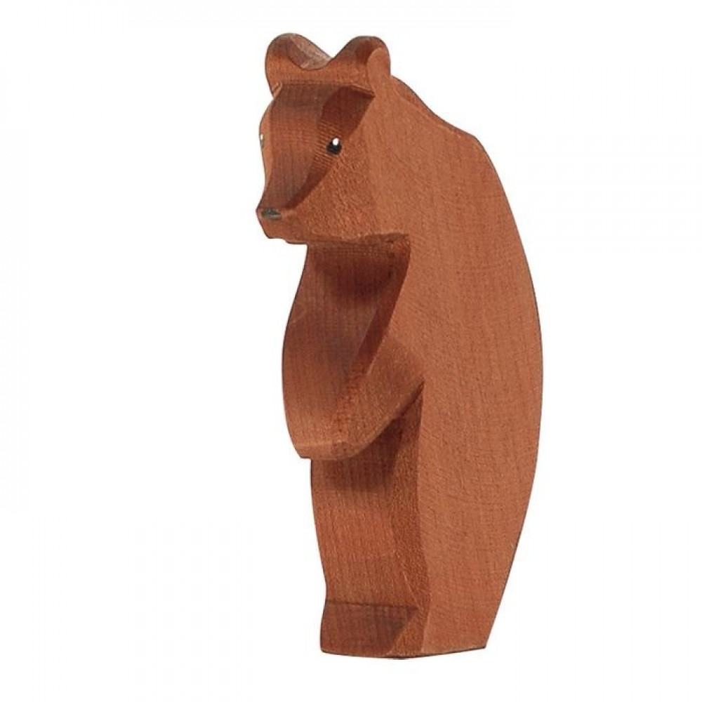 Ostheimer - stor brun bjørn - stående