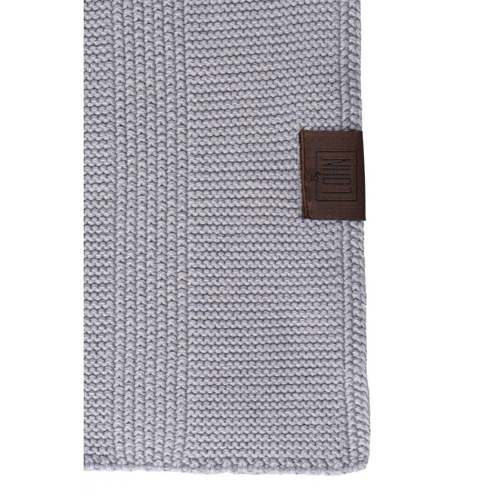 By Lohn - all round towel - 35x50 cm. - 1 stk. - spanish grey