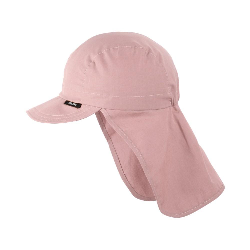 Pure Pure - solhat - legionær - rosa