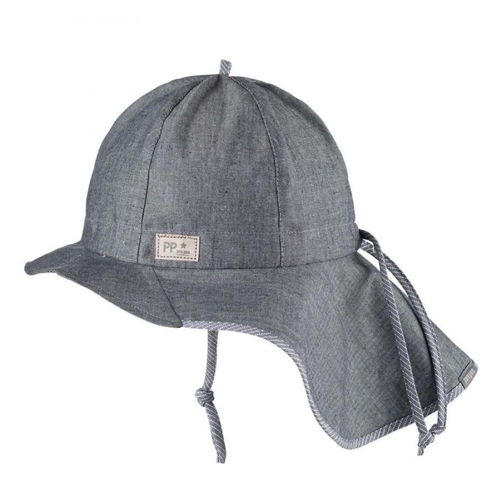 Pure Pure - solhat - legionær - grå melange