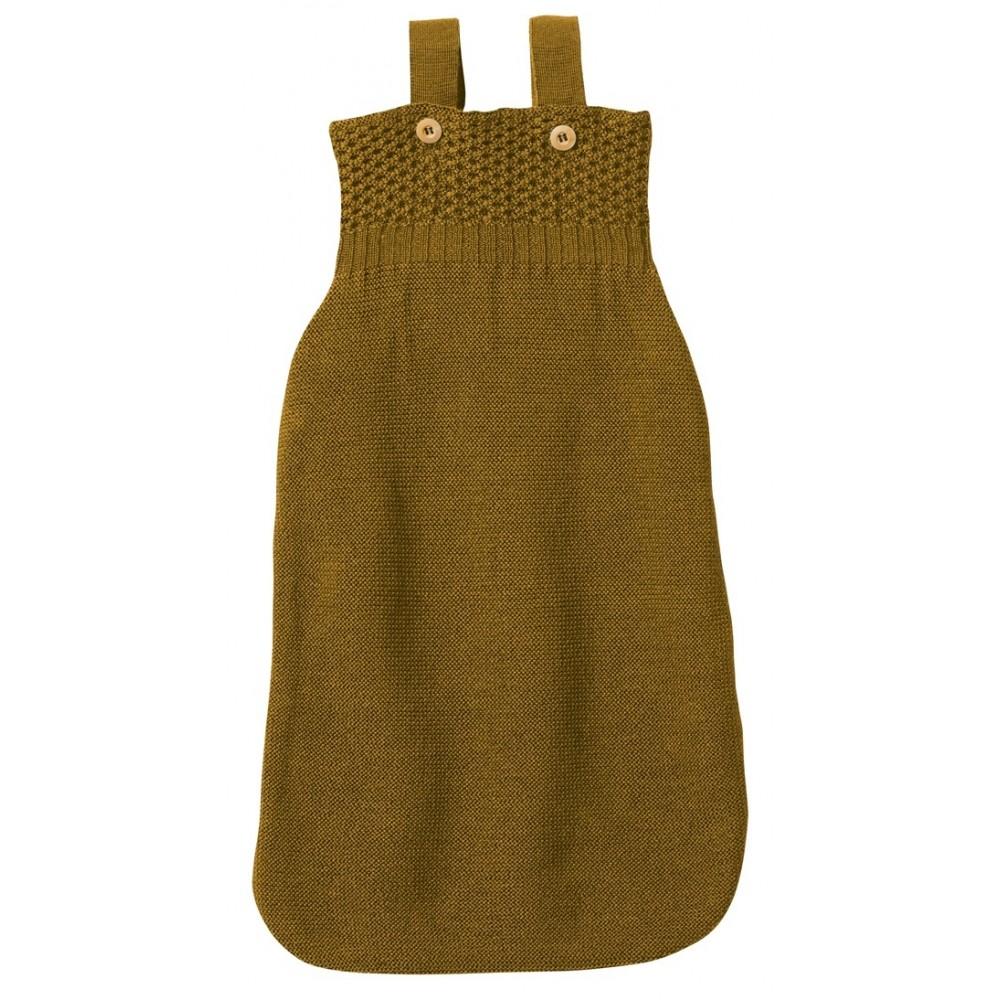 disana - sovepose - økologisk merinould - gold