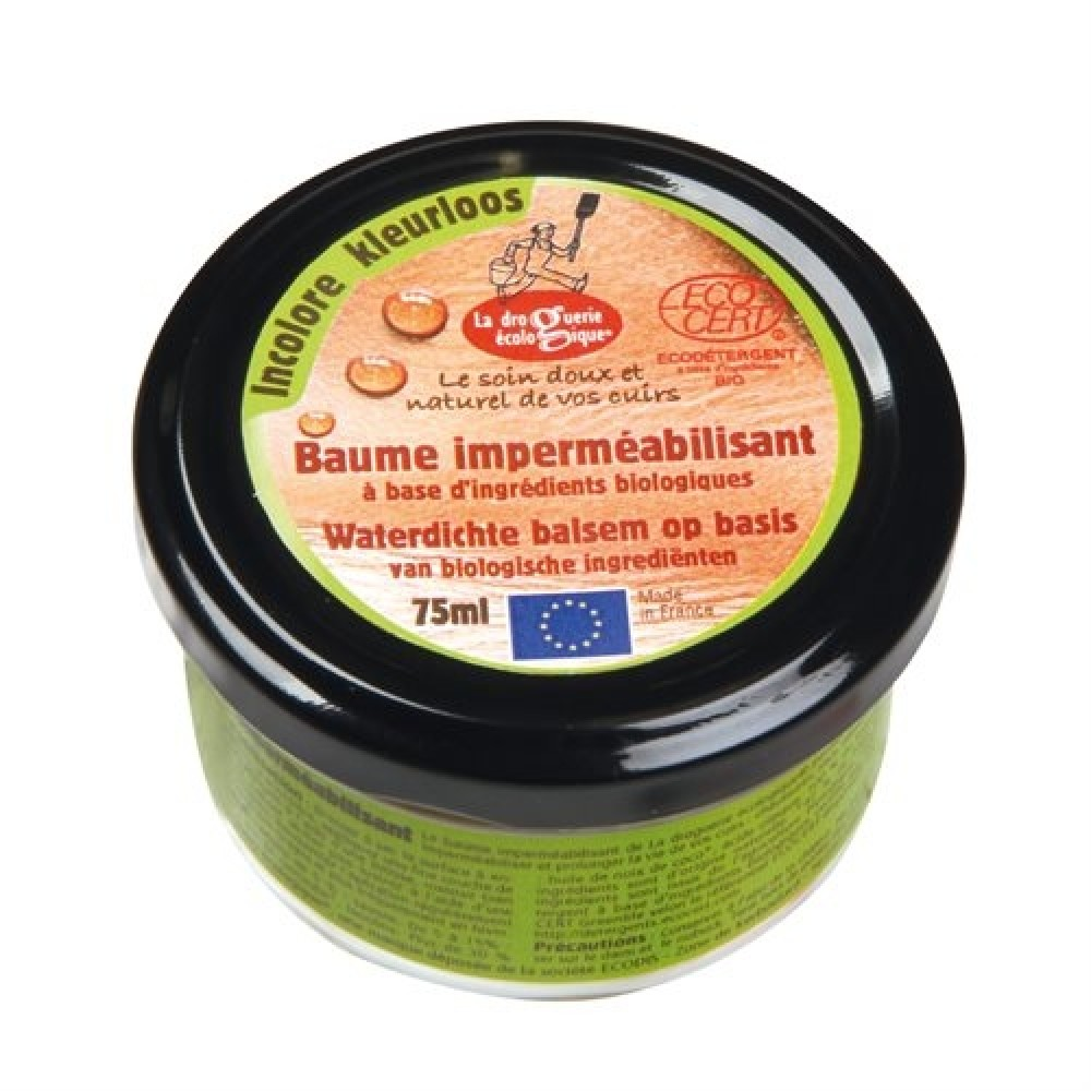Biogan - økologisk læderbalsam - neutral - 75 ml.