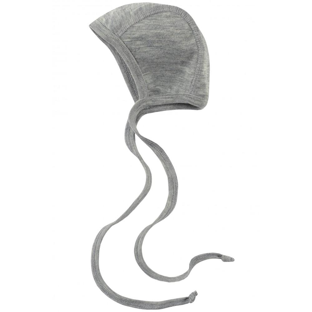 Engel - uld & silke kyse - grå