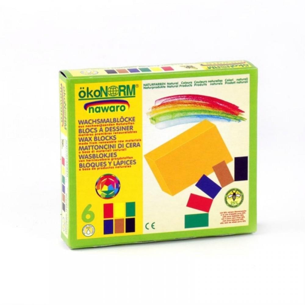 koNORMbivoksblokke6stkklassiskefarver-01