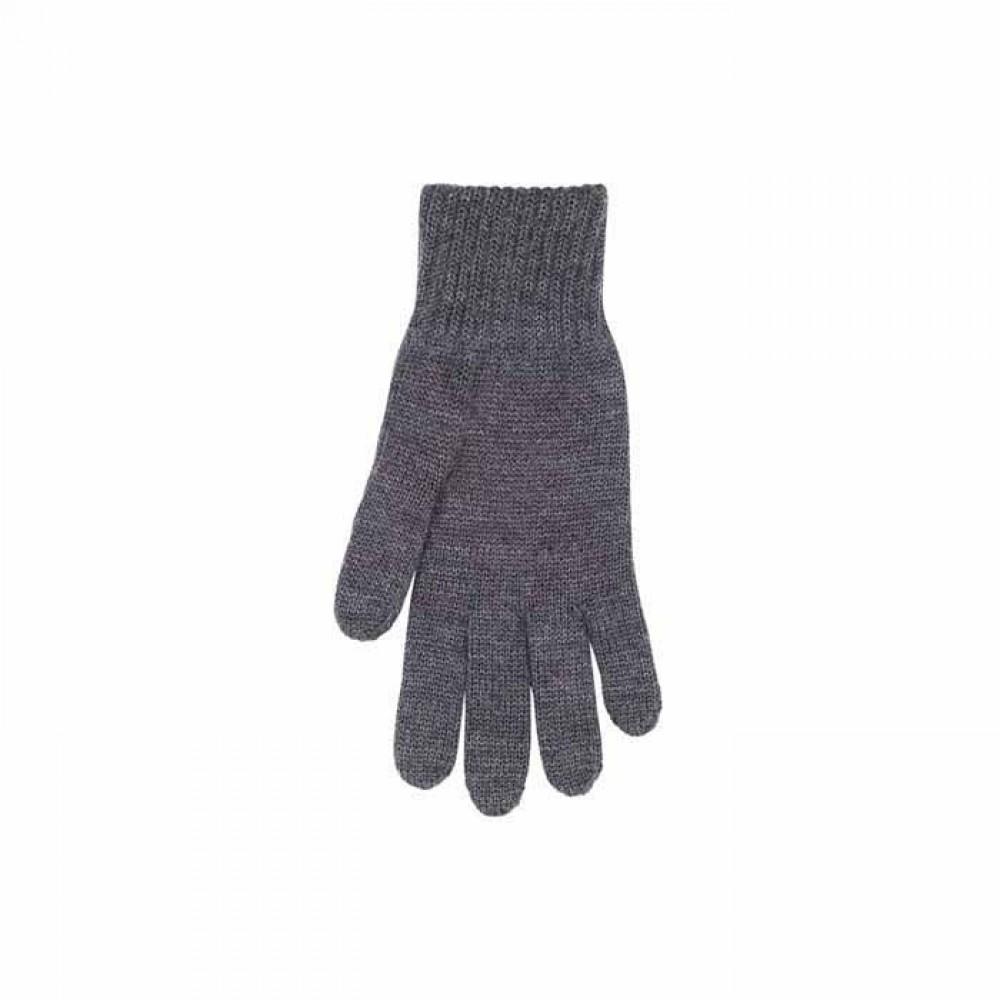 Pure Pure - fingerhandsker - uld - antracitgrå