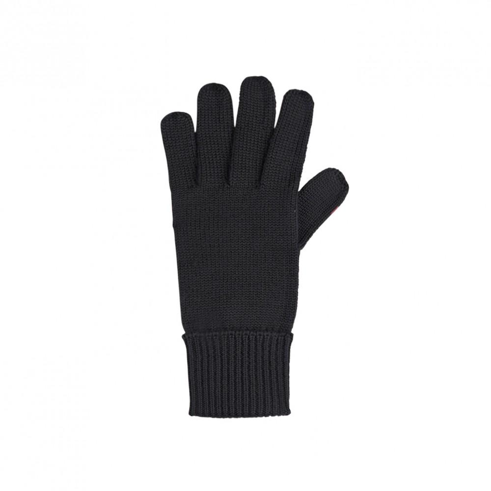 Pure Pure - fingerhandsker - uld - sort