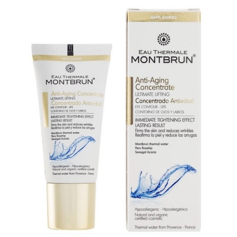 Montbrun - økologisk anti-age øjencreme
