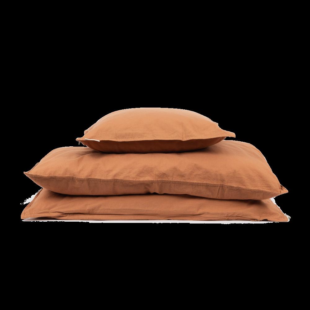 Studio Feder - sengesæt - voksenstørrelser - Caramel