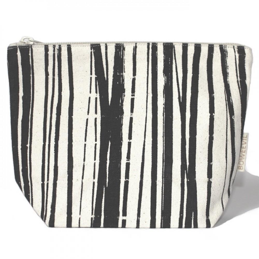 Bo Weevil - toilet taske - stripes