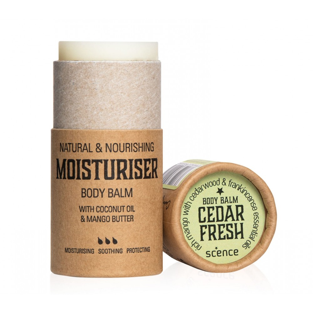 Scence - økologisk & vegansk bodybalm - cedar fresh