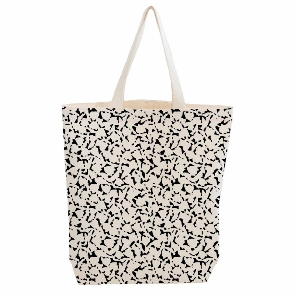Bo Weevil - shopper - canvas - foliage
