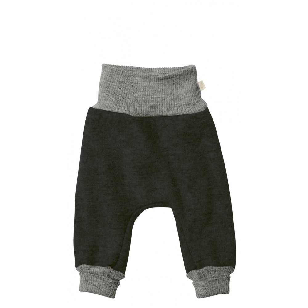 DISANA - bloomers - kogt uld - antracit