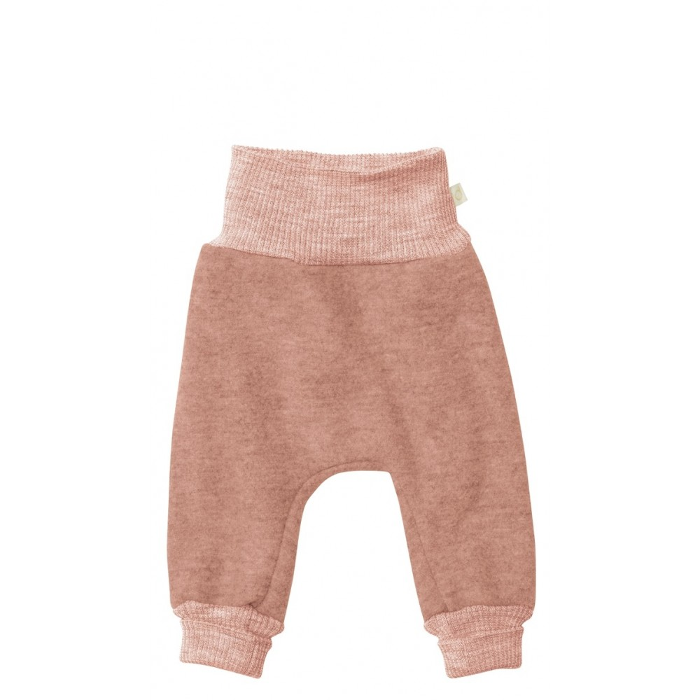 DISANA - bloomers - kogt uld - rosé