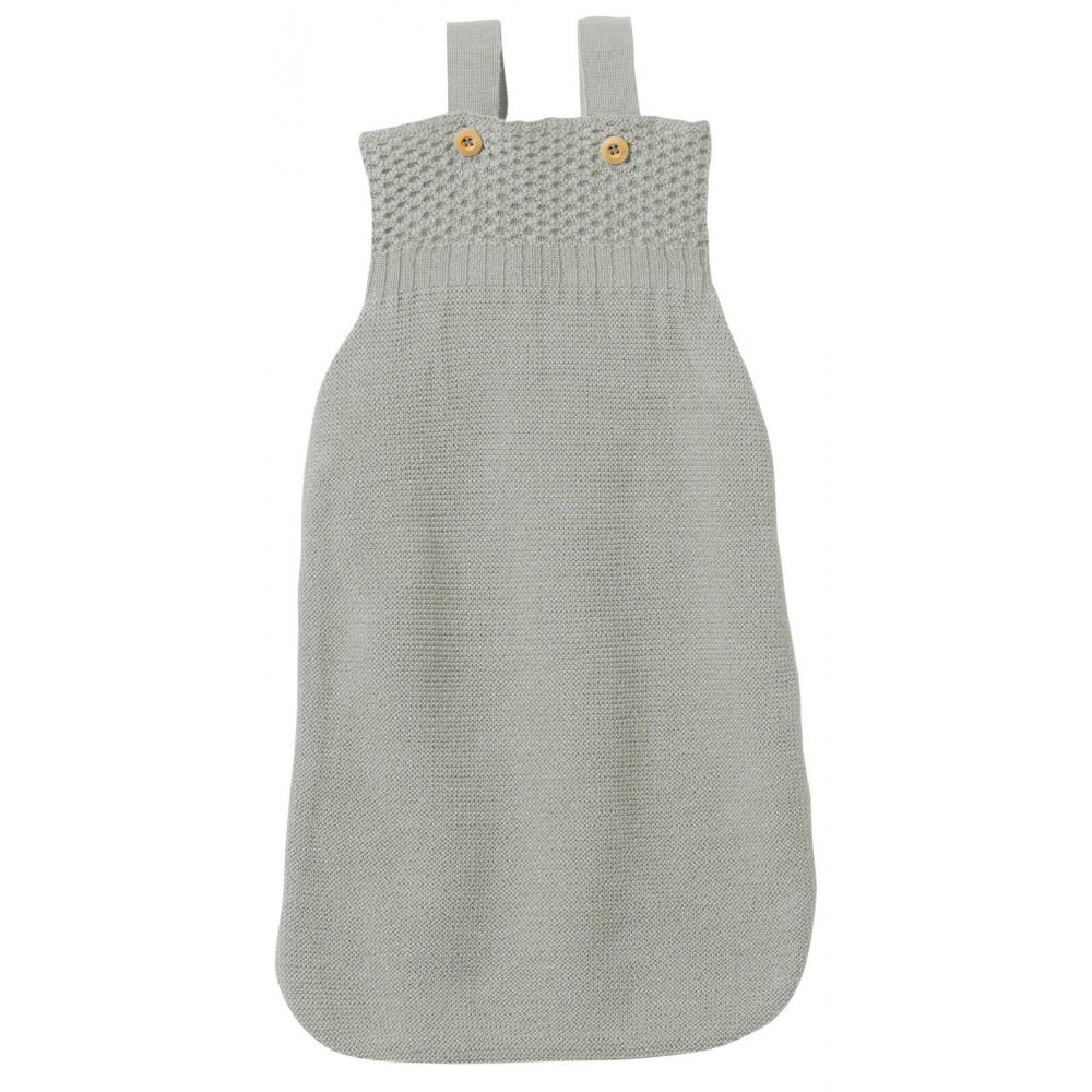 disana - sovepose - økologisk merinould - grå