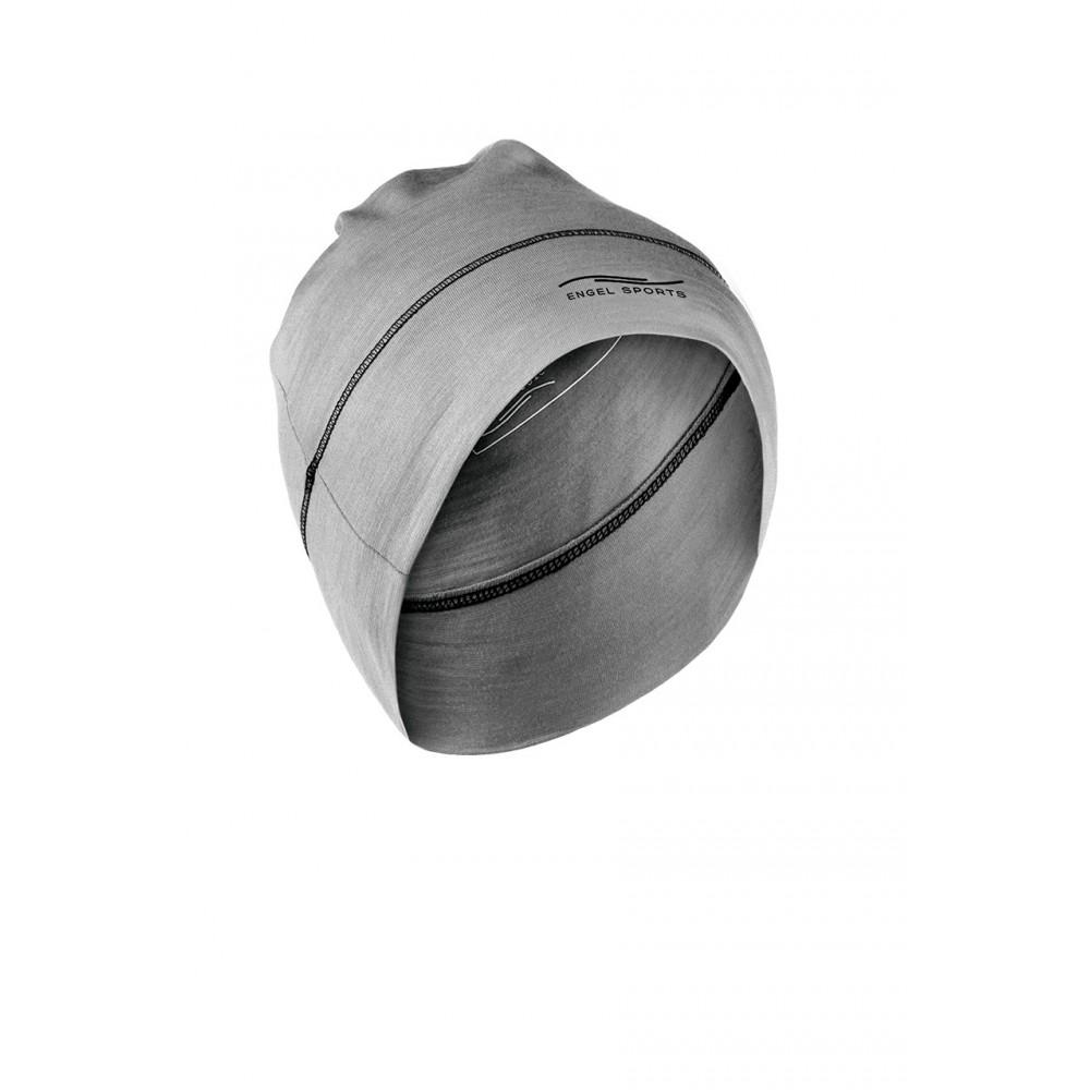 Engel Sports - pocket hat - one size - grå
