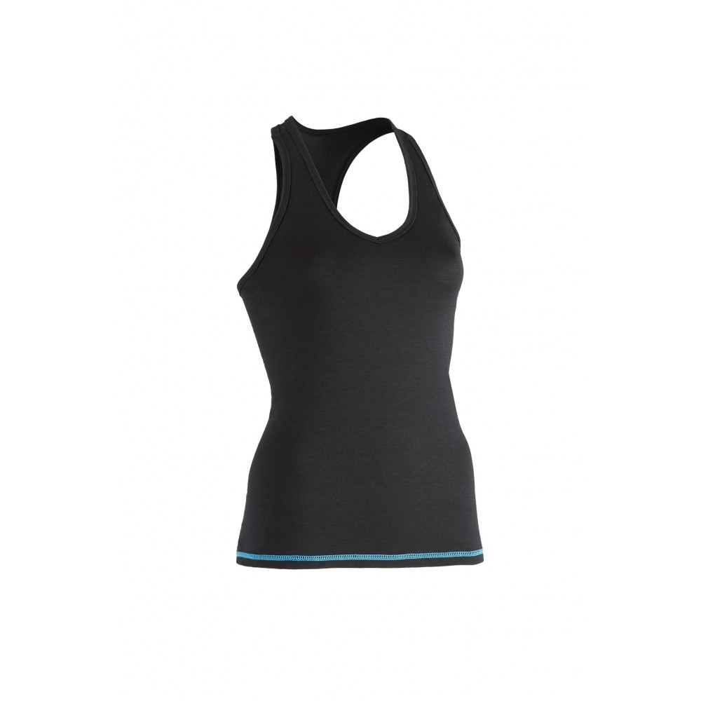 Engel Sports - sportstop - regular fit - sort