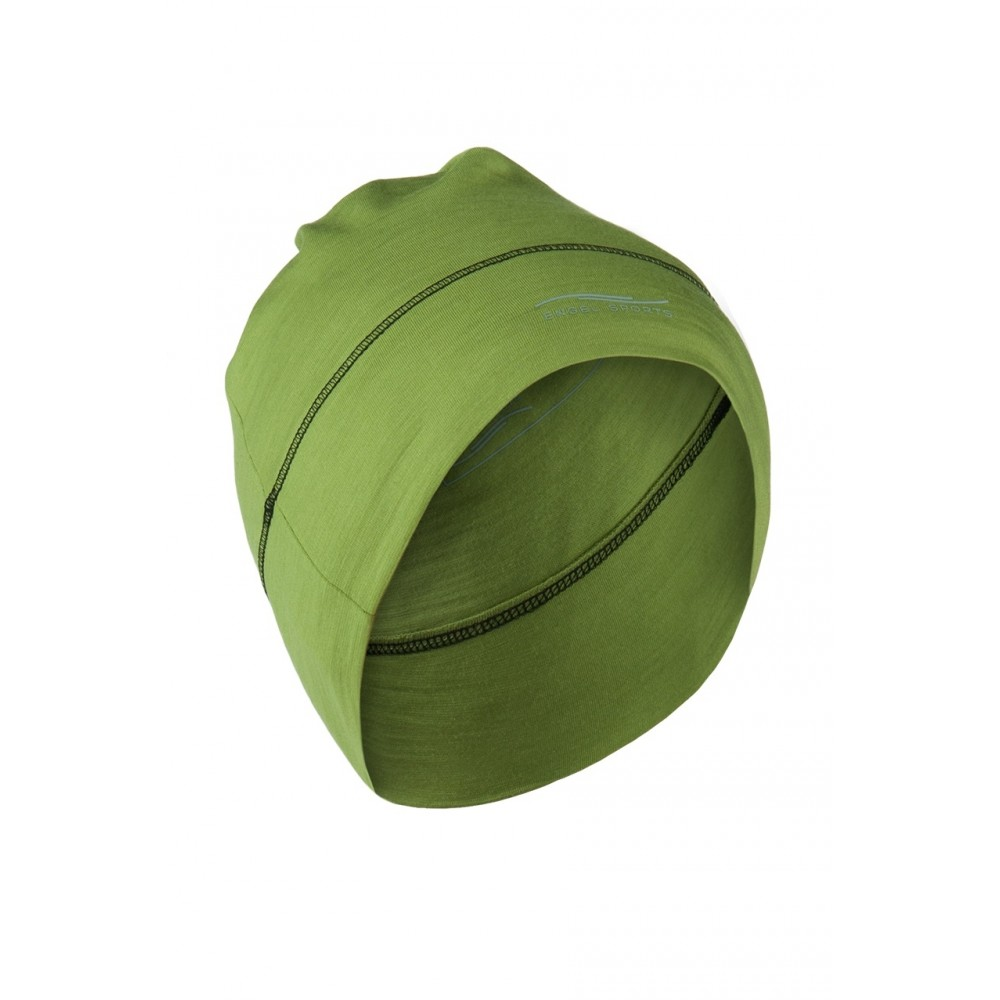 Engel Sports - pocket hat - one size - lime