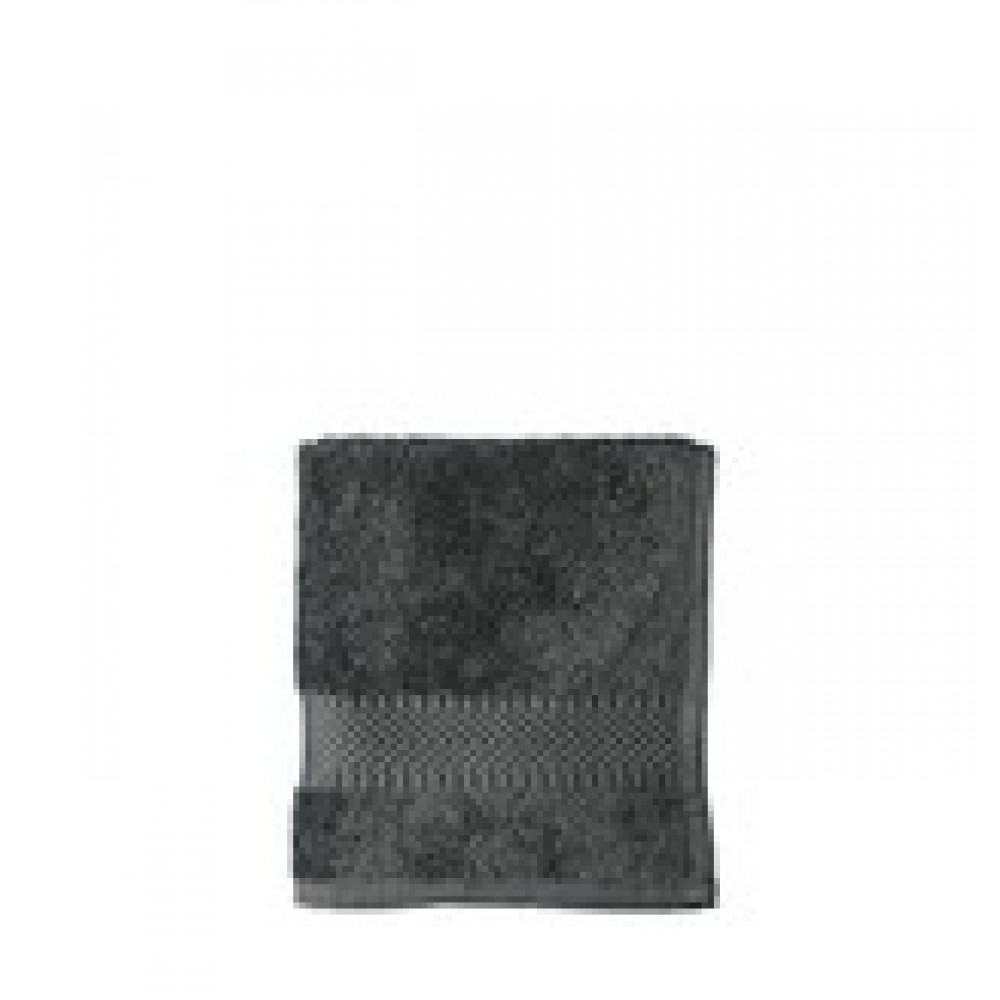 Bo Weevil - vaskeklude - gæstehåndklæde - 30x30 cm. - antracit