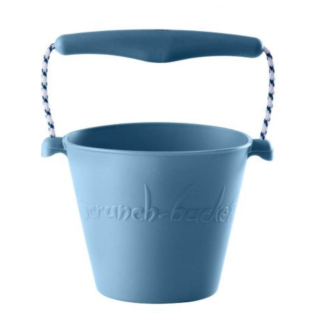 Funkit World - Scrunch-bucket - foldbar spand -Lyseblå