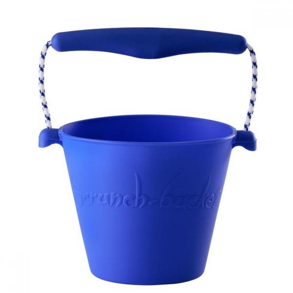 Funkit World - Scrunch-bucket - foldbar spand -Blå