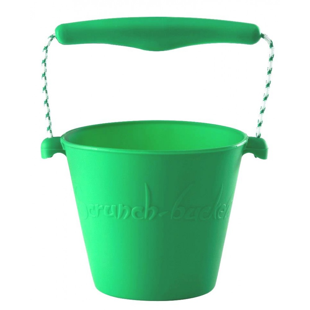Funkit World - Scrunch-bucket - foldbar spand -Grøn