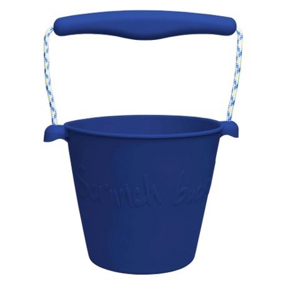 Funkit World - Scrunch-bucket - foldbar spand -Mørk blå