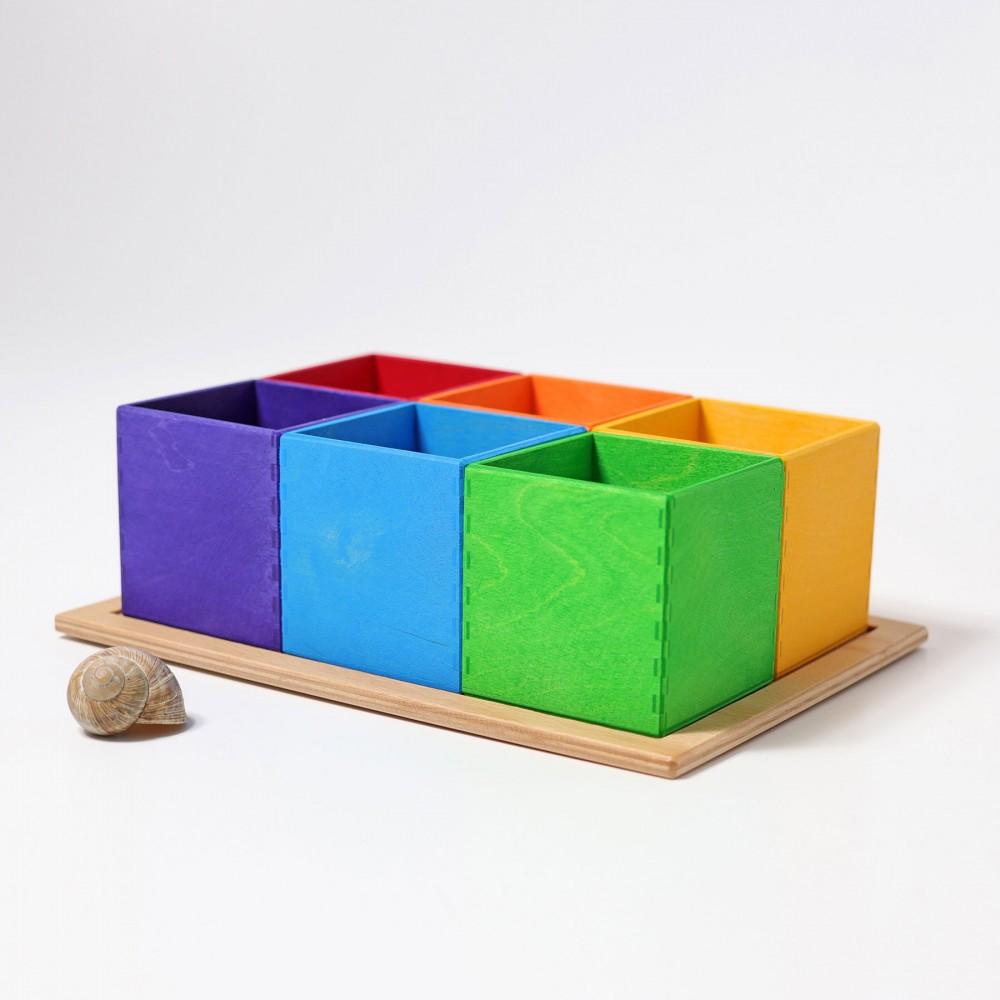 Grimms - 6 kasser til alverdens formål