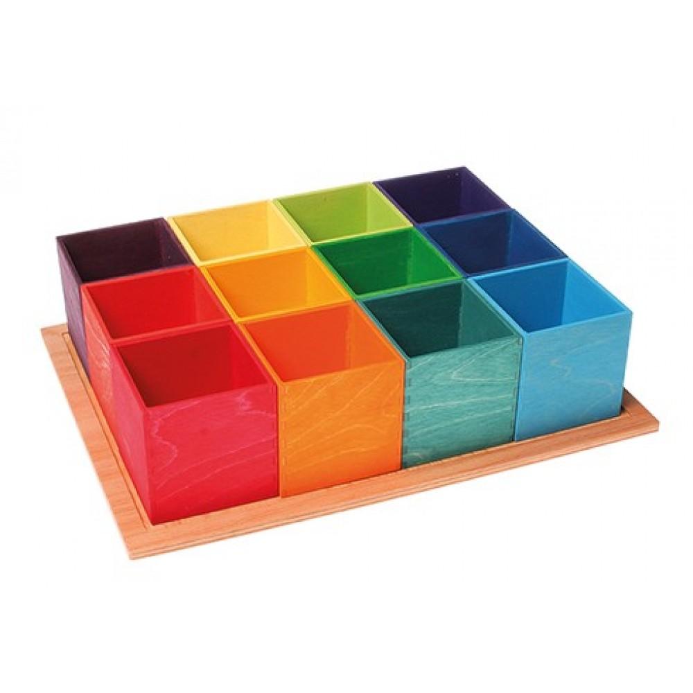 Grimms - 12 kasser til alverdens formål