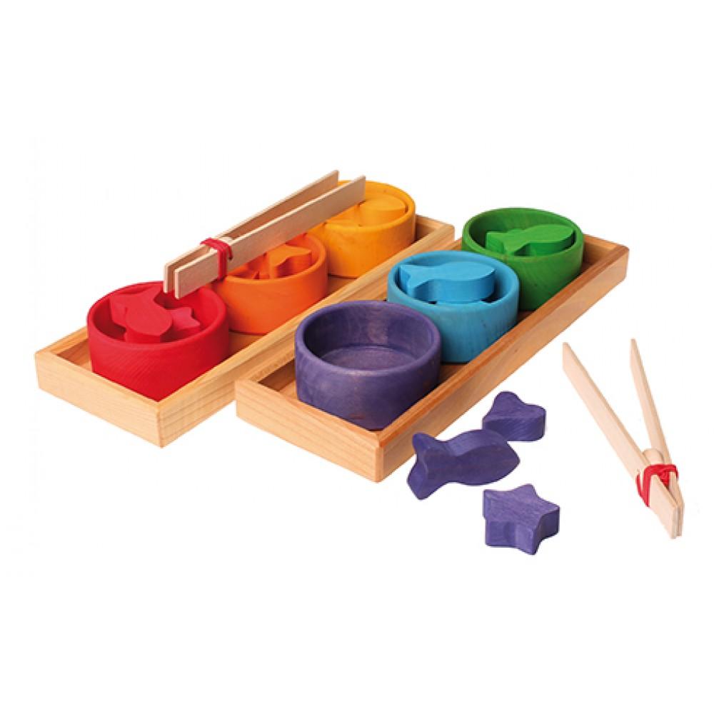 Grimms - genialt spil - sorting game