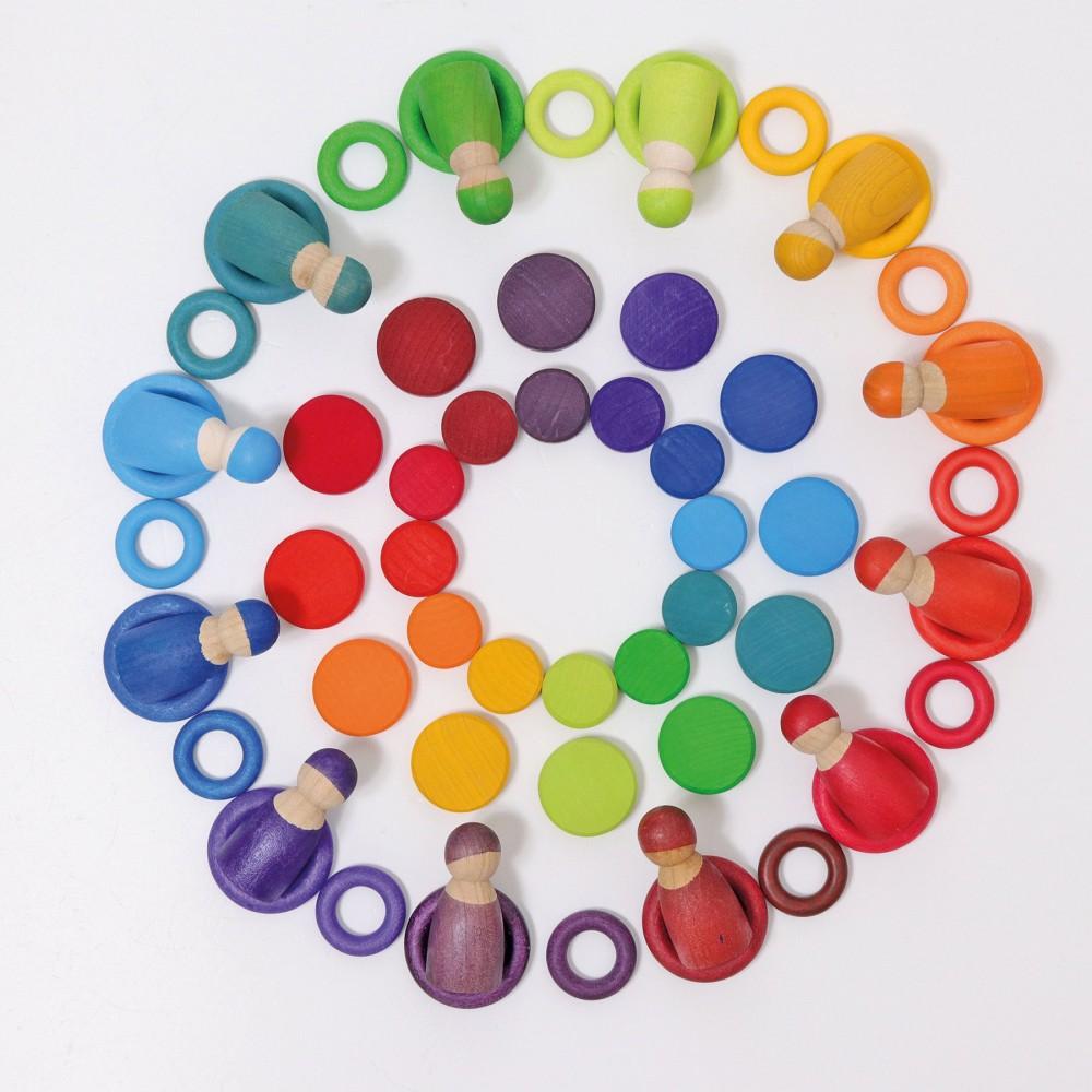 Grimmscoins24stkklassiskefarver-01