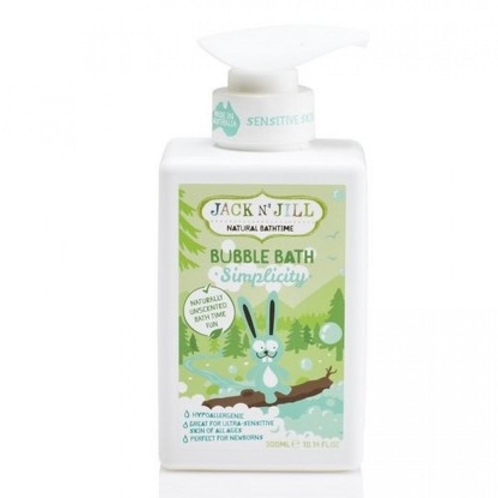 Jack N' Jill - bubble bath - neutral
