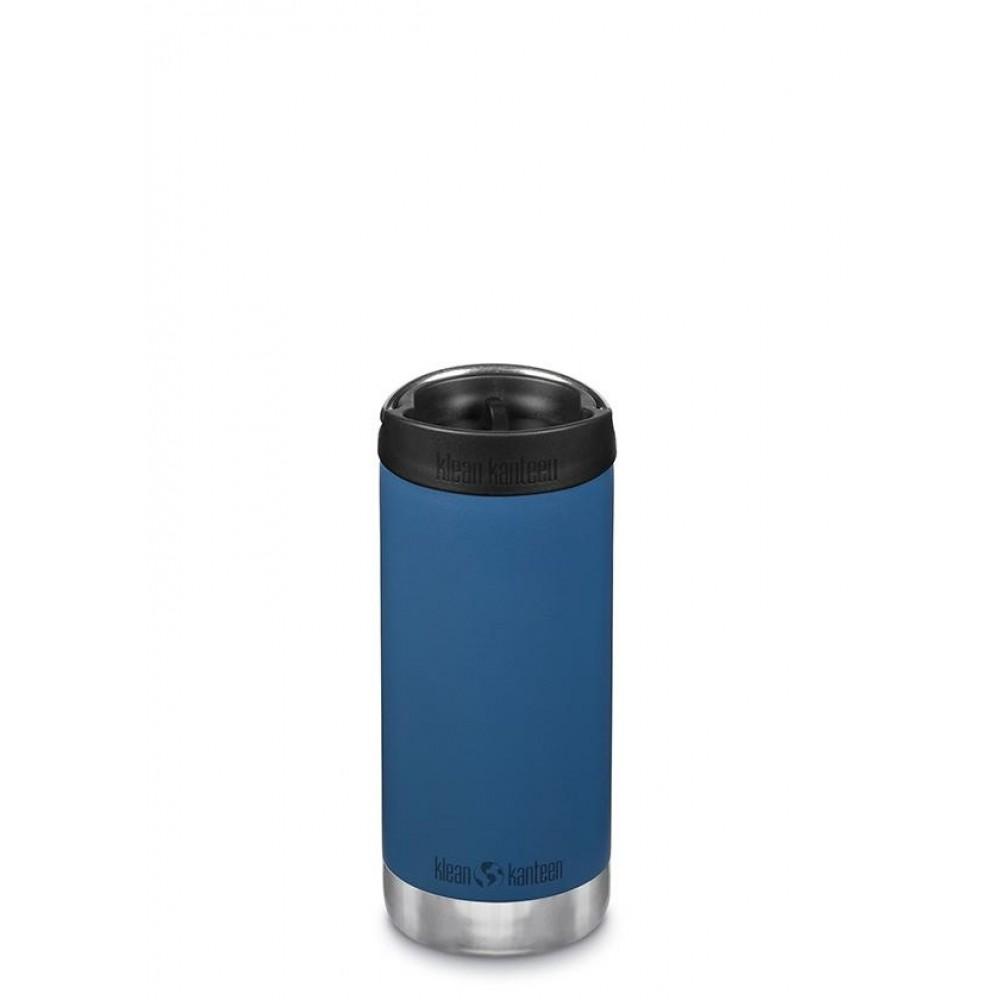 Klean Kanteen - TKWIDE- termokop 355 ml. - café cap - real teal