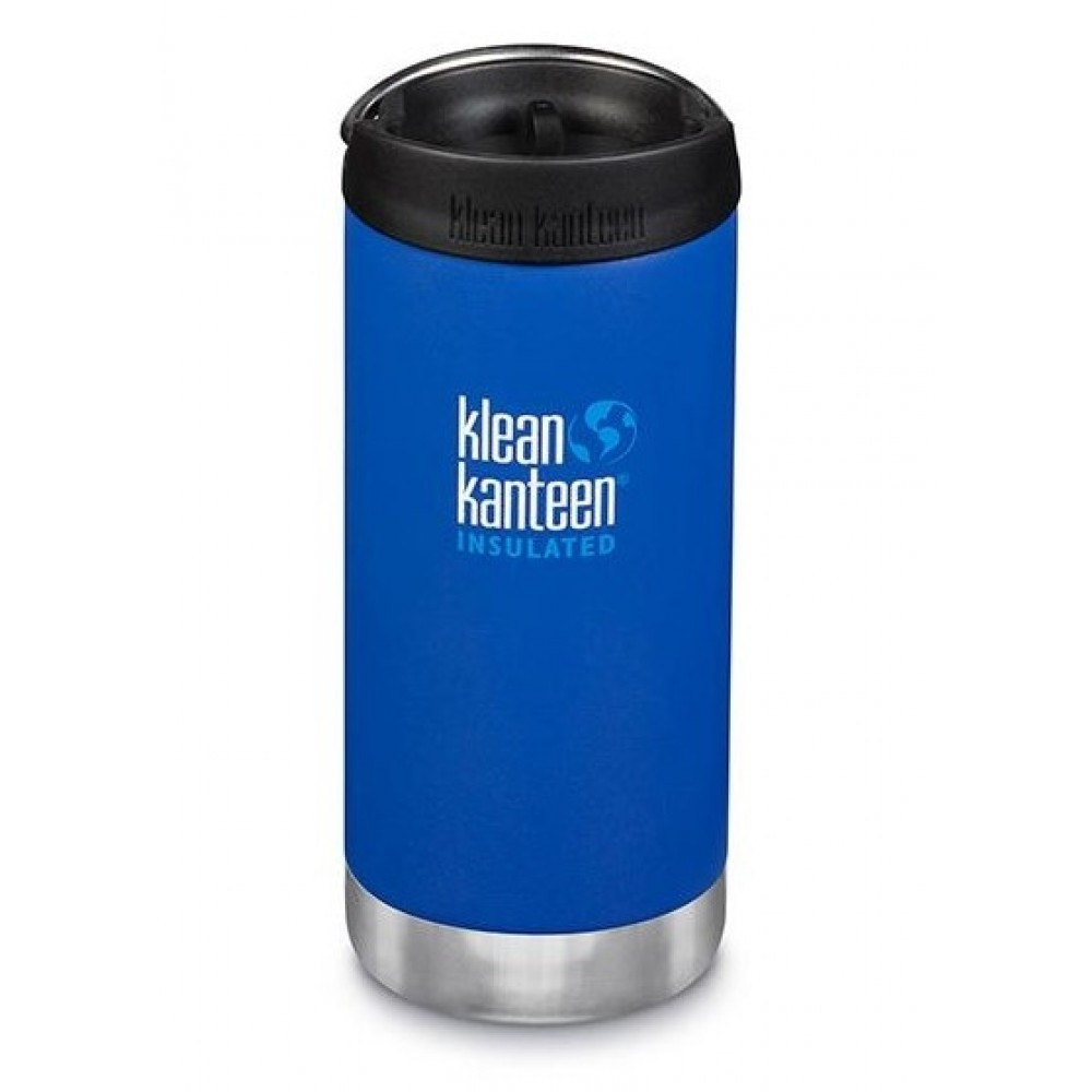 Klean Kanteen - TKWIDE- termokop 355 ml. - café cap - deep surf