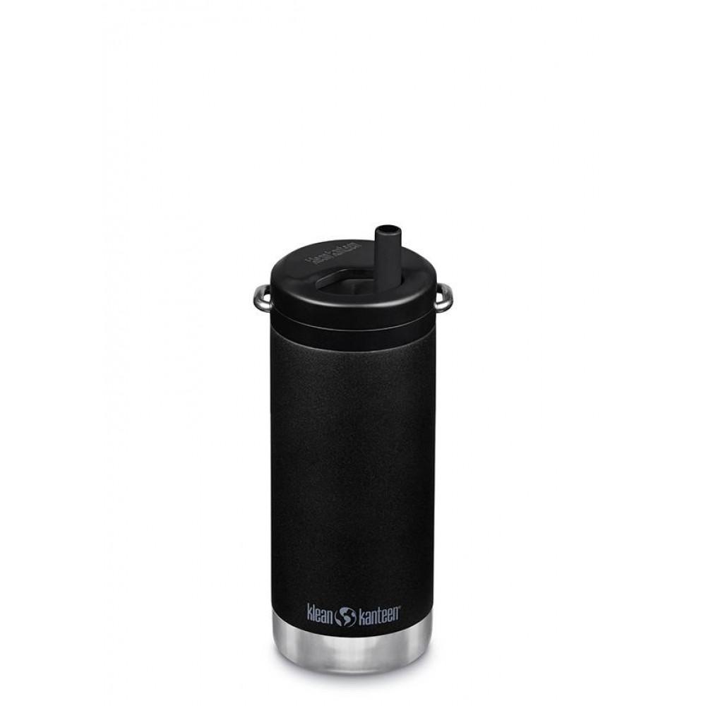 Klean Kanteen - TKWIDE- termokop 355 ml. - twist cap - black
