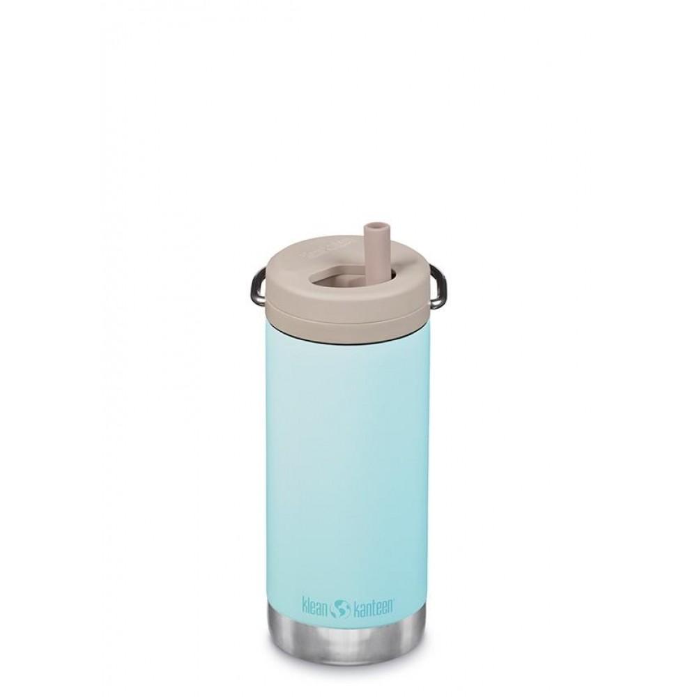 Klean Kanteen - TKWIDE- termokop 355 ml. - twist cap - blue tint