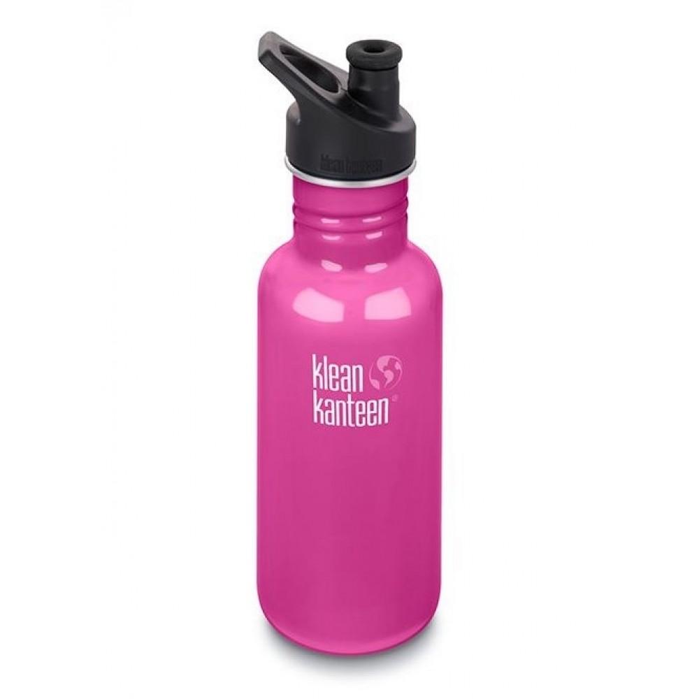 Klean Kanteen - 532 ml. drikkedunk - Wild Orchid - sportscap