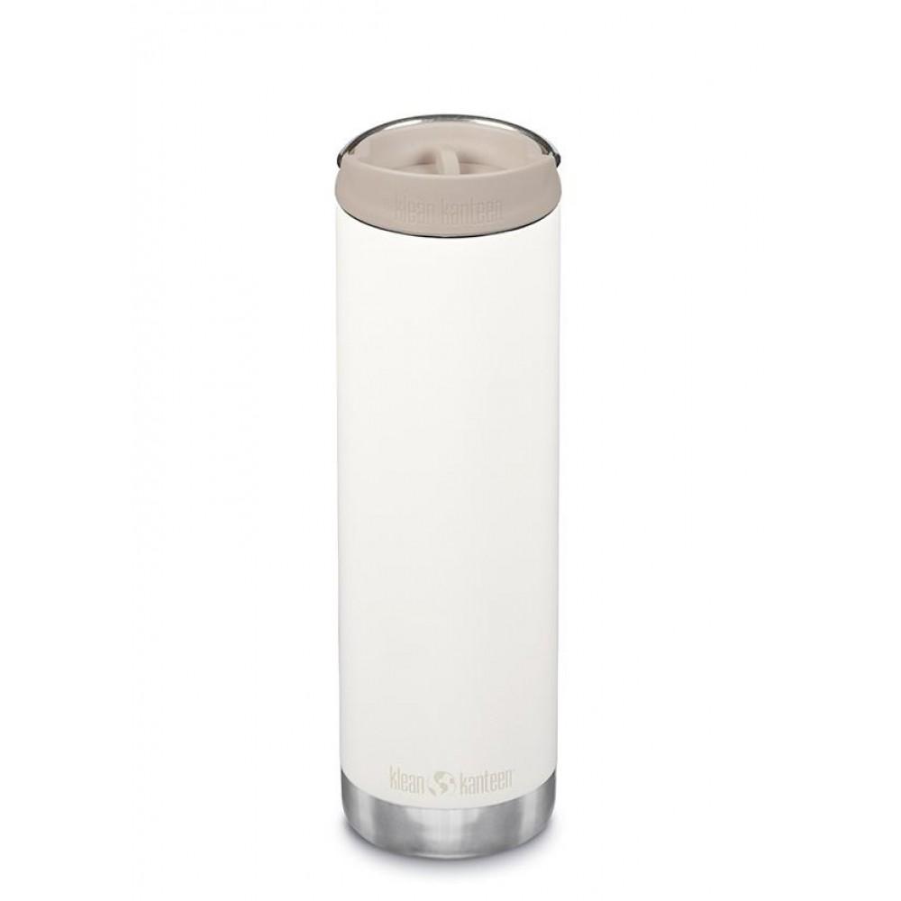 Klean Kanteen - TKWIDE- termoflaske 592 ml. - café cap - tofu