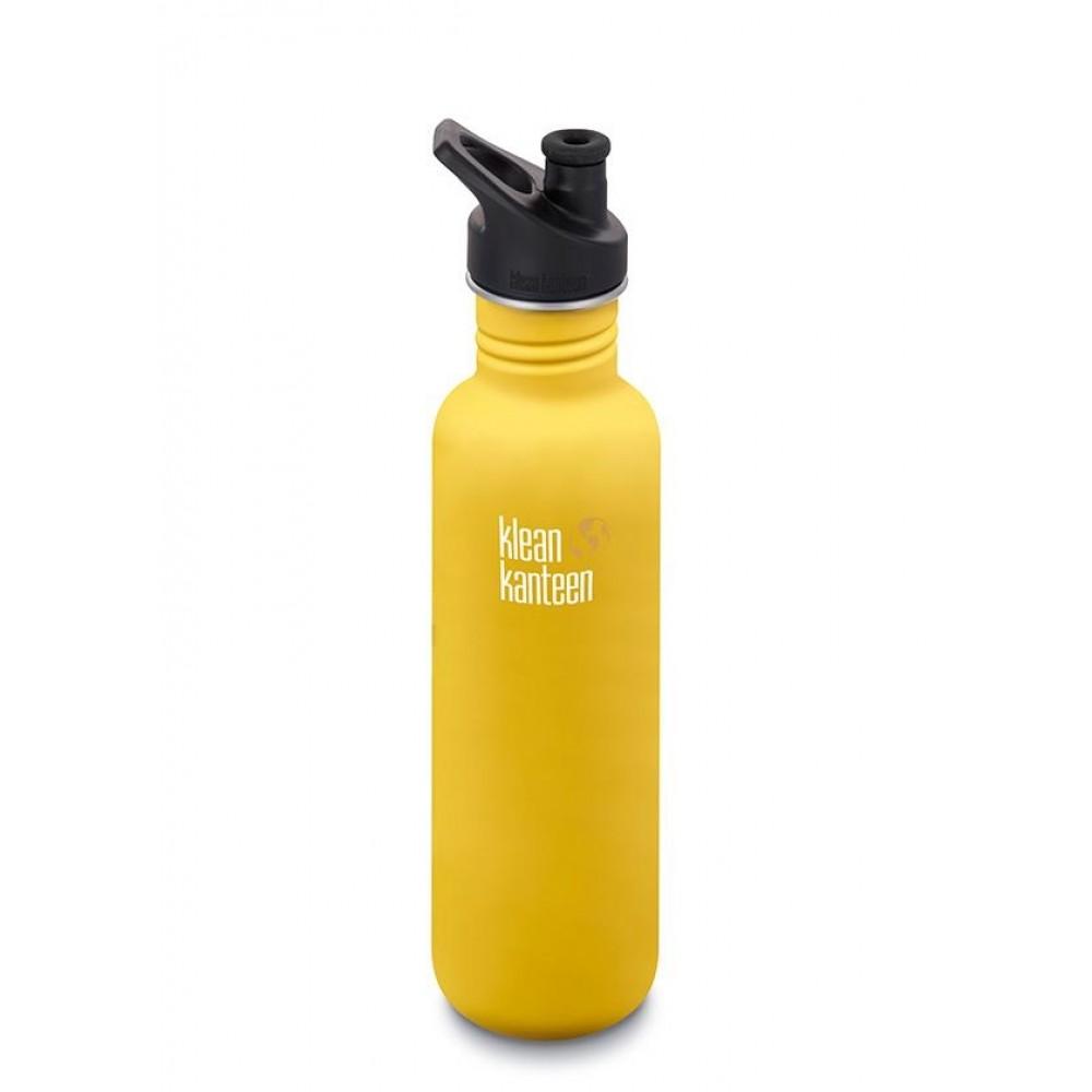 Klean Kanteen - 800 ml. - Lemon Curry - sportscap