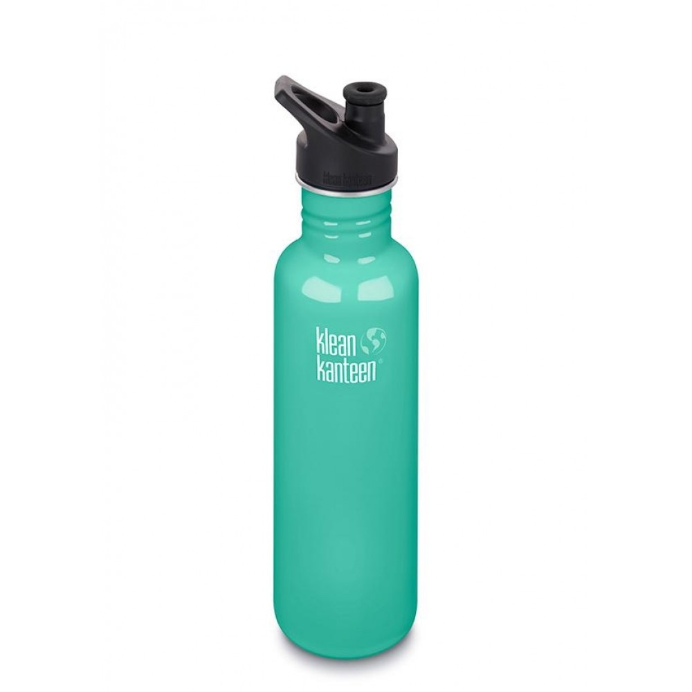 Klean Kanteen - 800 ml. - Sea Creast - sportscap