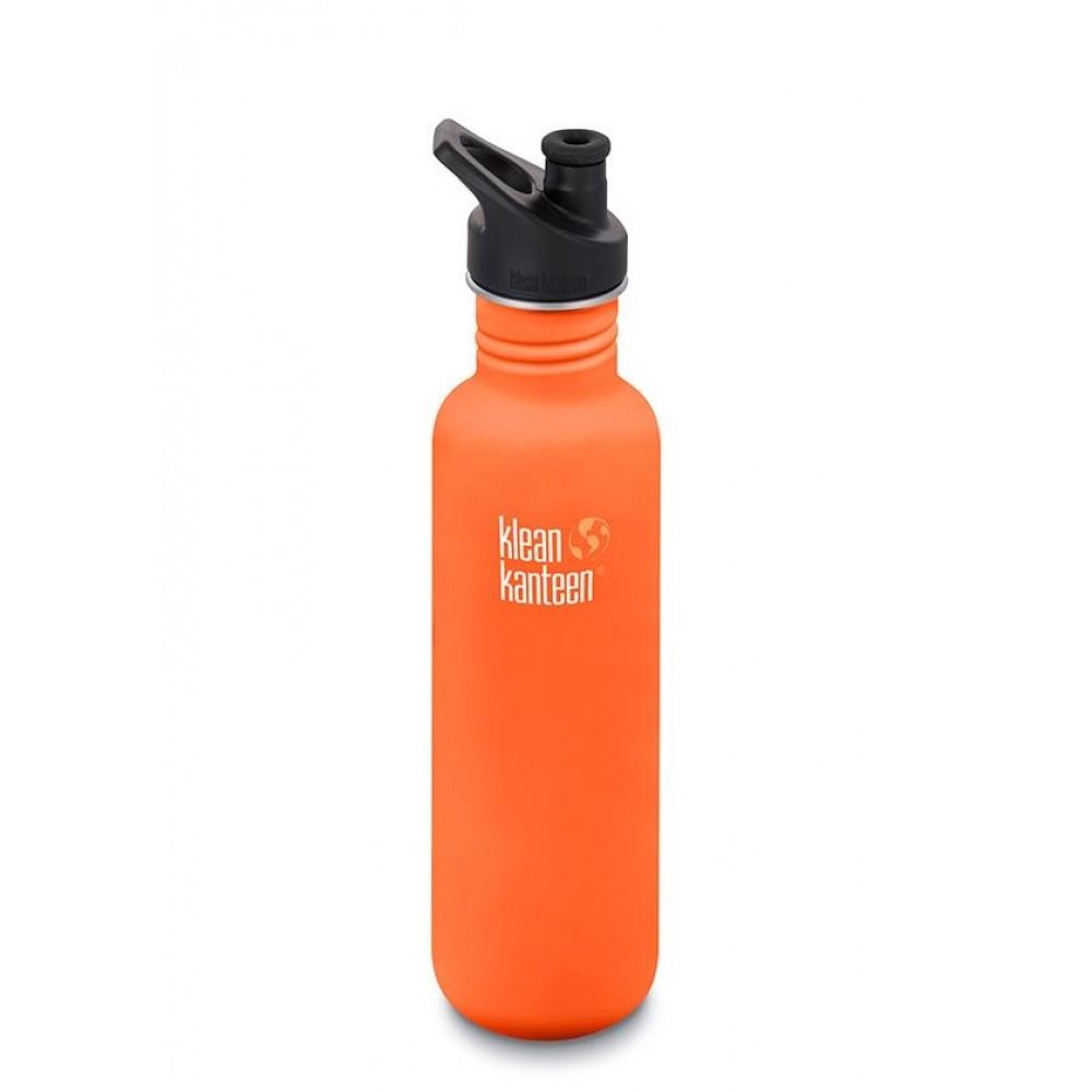 Klean Kanteen - 800 ml. - Sierra Sunset- sportscap