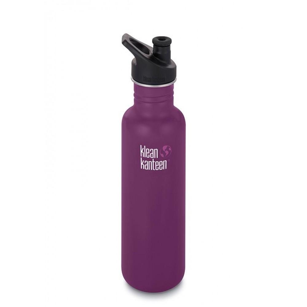 Klean Kanteen - 800 ml. - Winter Plum - sportscap