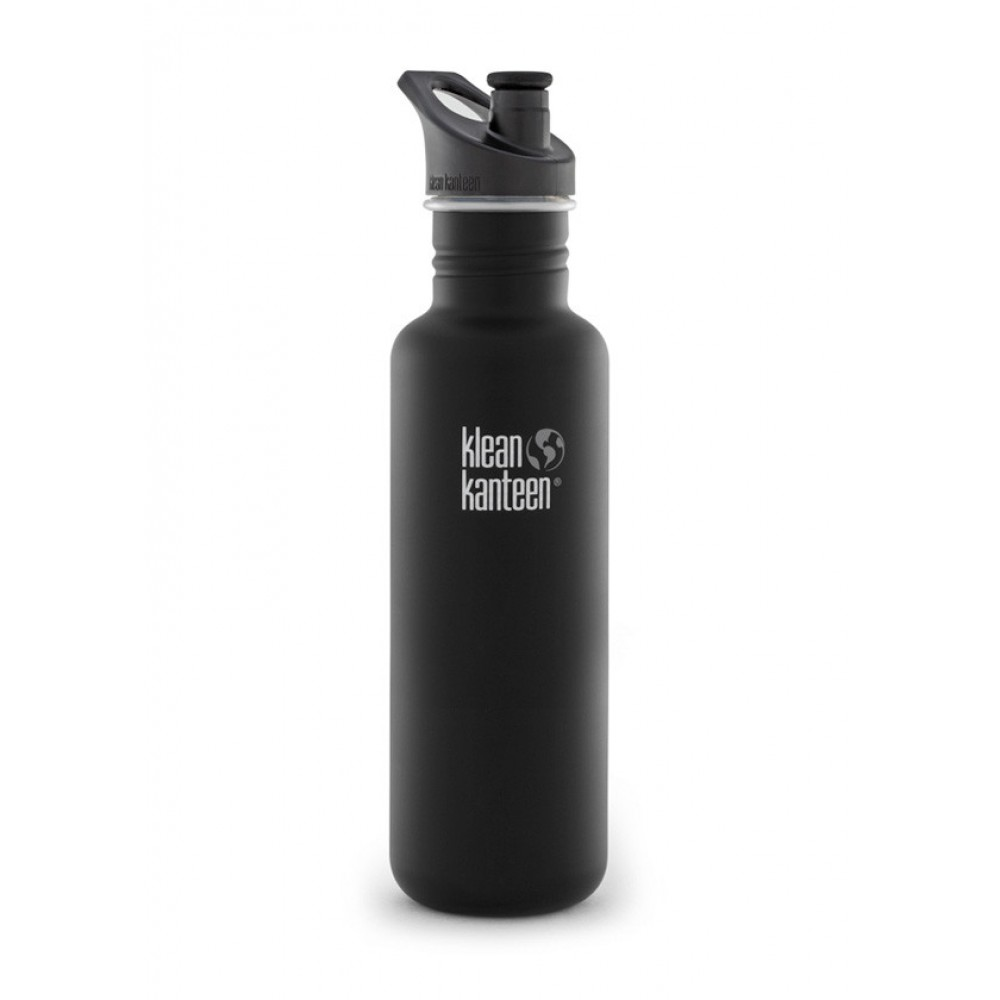 Klean Kanteen - 800 ml. - Shale Black - sportscap