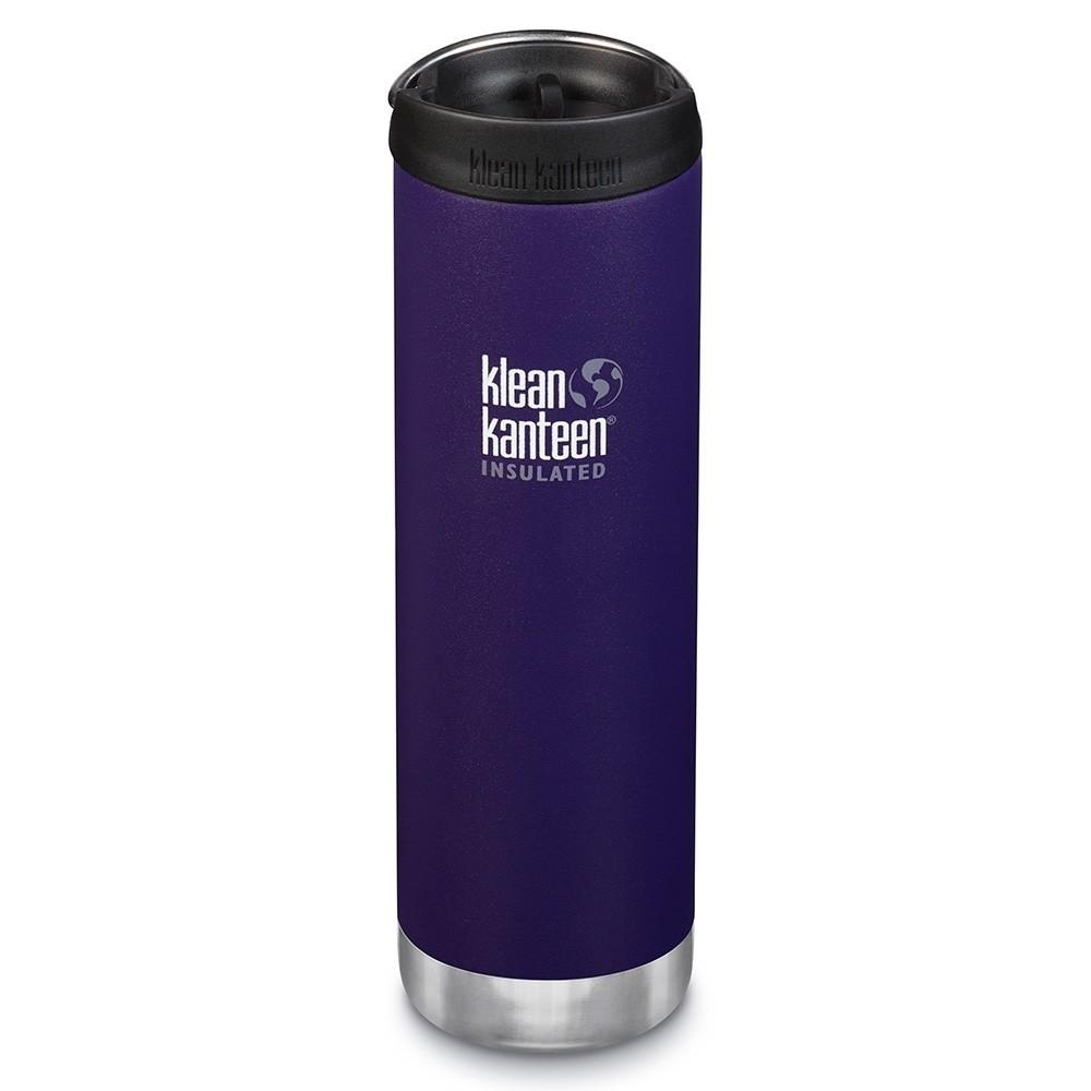 Klean Kanteen - TKWIDE- termoflaske 592 ml. - café cap - kalamta