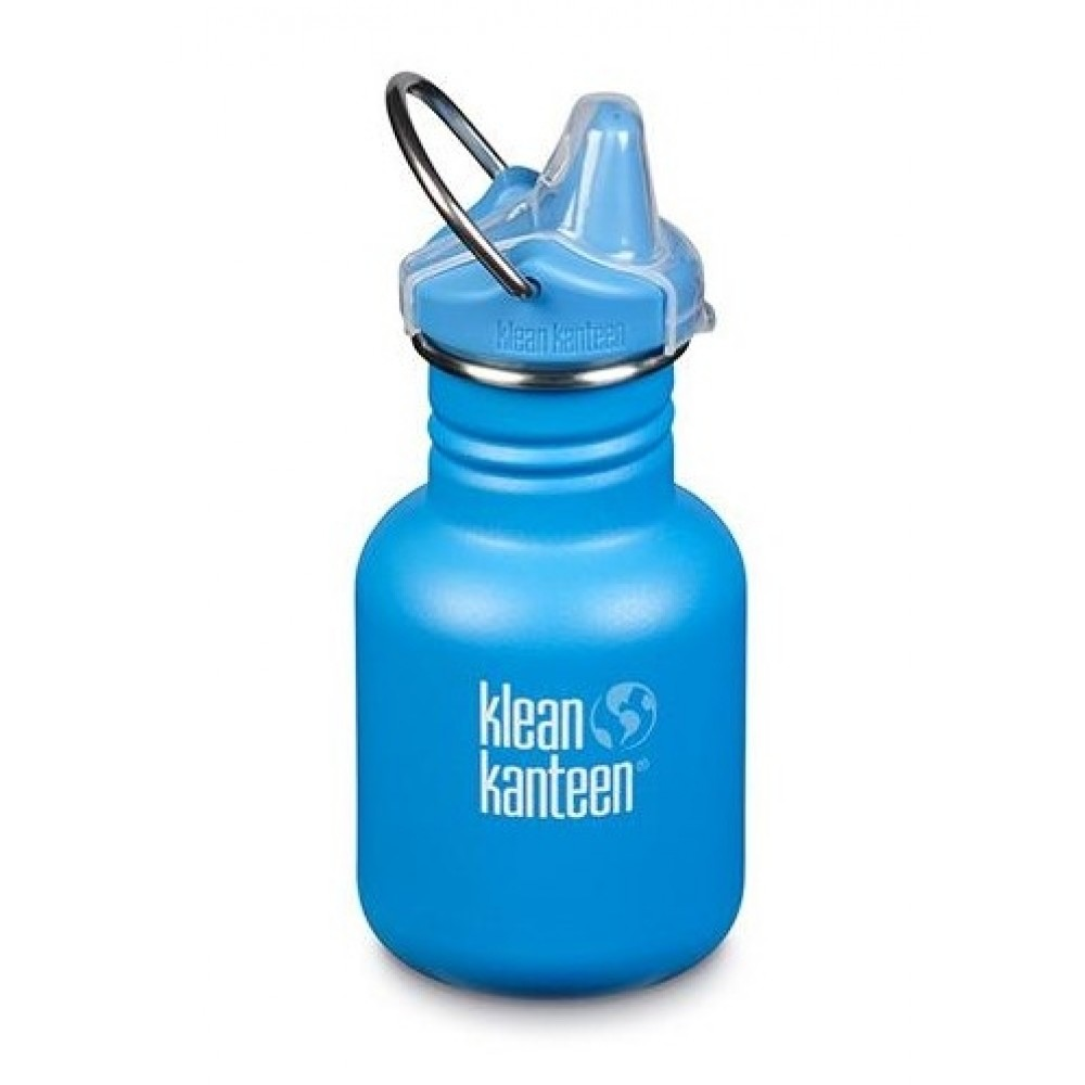Klean Kanteen - 355 ml. - pool party - sippy cap